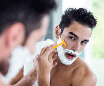 Avoid Shaving Cuts
