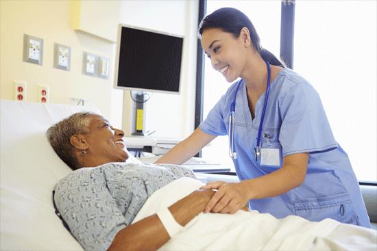 hospital visits