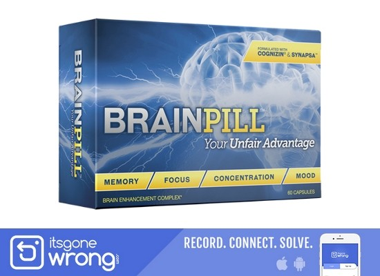 avoid distraction with brain pill